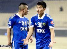 АГМК не смог обыграть «Кызылкум»