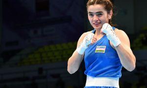 Райхона Кодирова успешно провела свой первый бой