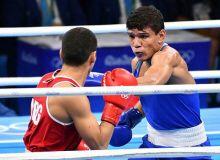 Первый нокаут Муроджона Ахмадалиева на профессиональном ринге