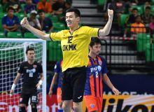 FC AGMK down Al Rayyan 7-5 to earn a quarterfinal spot