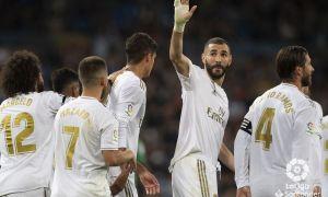 """""""Реал"""" Мадридда """"Леганес"""" дарвозасига жавобсиз 5 та гол урди (видео)"""