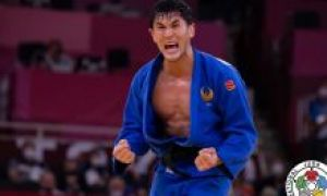 After a 9-year break, the Uzbek judoka became the leader of the world ranking