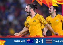 Осиё чемпионати (U23). Австралия мезбон Таиланд устидан зафар қучди ва гуруҳ пешқадамига айланиб олди