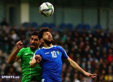 Единственный гол решил исход матча между сборными Узбекистана и Ирака