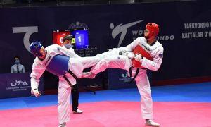 Продолжается чемпионат Узбекистана по таэквондо