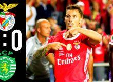 Португалия Суперкубоги. Лиссабон дербисида