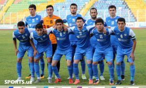 Про-лига: «Андижан» обыграл «Нурафшан» в контрольном матче