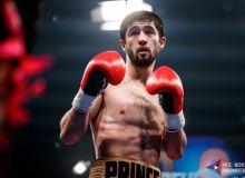 Ravshanbek Umurzakov to fight on November 7th in Russian