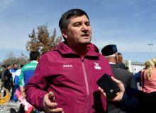 Shahrullo Mahmudov: Hatto yangi yilni sportchilarimiz bazada kutib olishgan