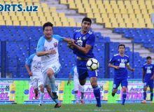 Photo Gallery. FC Iftikhor 0-6 FC Pakhtakor
