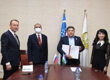 РНПЦСМ при НОК подписал Меморандум сотрудничества с престижным университетом России