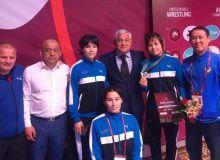 Курашчимиз Набира Есенбаева Осиё чемпионатининг кумуш медаль соҳиби бўлди