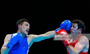 Uzbekistan's Bobo Usmon Baturov books a place in Men's Boxing Welterweight Quarterfinals