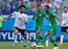 Саудия Арабистони - Миср учрашувининг энг яхши футболчиси аниқланди