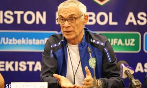 Накануне матча Узбекистан – КНДР состоялась пресс-конференция
