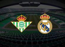 """""""Бетис"""" – """"Реал"""" Мадрид. Винисиус ва Бензема асосий таркибда"""