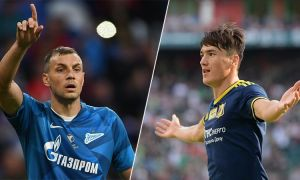 Eldor Shomurodov faces Artyom Dzyuba in PES-2020 Russian E-League