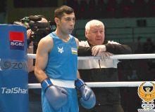 Шахобиддин Зоиров удостоился бронзовой медали