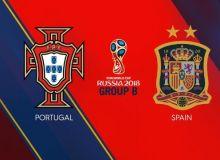 Португалия - Испания. Онлайн трансляция (фото)