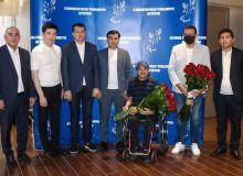 Президент Паралимпийского комитета Азии прибыл в Ташкент