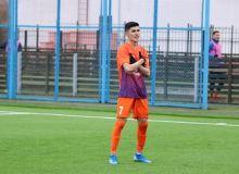Яхшибоев Беларусь футболи тарихига кирди