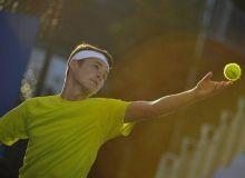 Джурабек Каримов успешно выступает в турнире «Фьючерс»