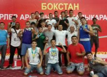 В Джизаке прошел чемпионат Узбекистана по боксу среди юниоров