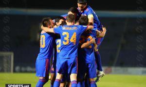 «Насаф» забил 6 безответных голов индийской команде в Кубке АФК (Видео)