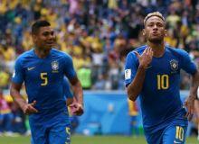 Каземиро: Неймар - Бразилиянинг айни пайтдаги энг зўр футболчиси, аммо...