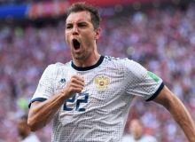 Дзюба Россиянинг 2018 йилдаги энг яхши футболчиси деб топилди