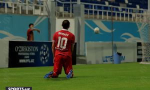 Match Highlights. FC Lokomotiv 2-1 FC Bunyodkor