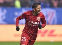 Наши легионеры: Одил Ахмедов забил потрясающий гол в составе «Шанхай СИПГ» (Видео)