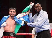 Uzbekistan's Hurshidbek Normatov to square off against Mexican Uriel Hernandez in Toronto