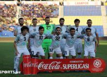 Match Highlights. FC Metallurg 0-1 FC Sogdiana