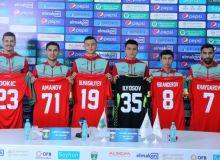 FC Lokomotiv introduce new signings to the media