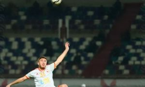 What does Sherzod Nasrullayev, who became the author of the only goal, think about the Derby?