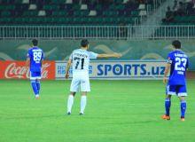 FC Sogdiana beat FC Kizilkum with a narrow 1-0 win