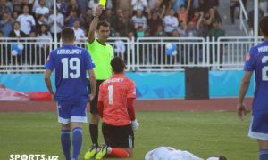 Photo Gallery | First Half. FC Andijan 3-1 FC Nasaf