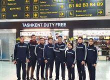 Национальная сборная Узбекистана по каратэ примет участие в соревновании Премьер-лиги