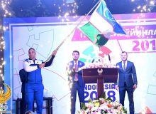 Сборная Узбекистана готова к Параазиатским играм