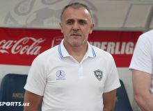 Ljubinko Drulovic sets champions Uzbekistan dual target