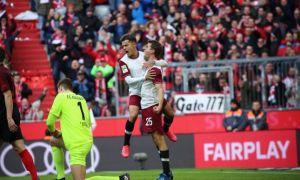 """""""Бавария"""" - """"Аугсбург"""" 2:0 (видео)"""