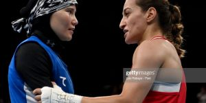 """""""The President personally motivated me"""" - an interview with Tursunoy Rakhimova, who was dubiously defeated in """"Tokyo 2020"""""""