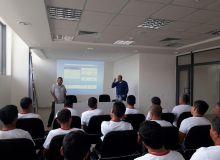 В Намангане проходит учебный семинар по обновлению знаний тренеров