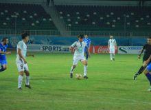 «Согдиана» отправила три безответных мяча в ворота «Динамо»