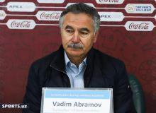 Vadim Abramov: Rahbariyatning almashuvi ta'sir qilishi tabiiy