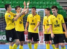 Preview. FC AGMK to continue their AFC Futsal Club Championship campaign for the third place
