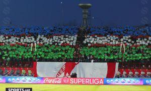 Superliga. 13-tur uchrashuvlari boshlanish vaqtlari va o'yinlarni translyatsiya qiluvchi telekanalar (foto)