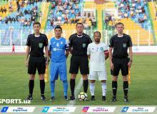 Про-лиганинг 26-тур учрашувларига ҳакамлар тайинланди