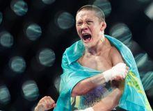 UFC яна бир чемпион билан битим имзолади